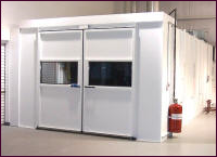Industrial Paint Booth Fire Suppression Systems installed and inspected by ABC Fire Systems